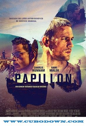 Baixar Torrent Papillon Torrent (2018) Legendado 5.1 BluRay 720p | 1080p | REMUX – Download Download Grátis
