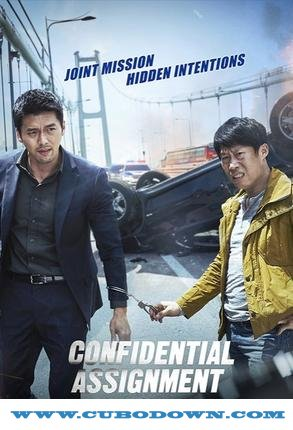 Baixar Torrent Confidential Assignment Torrent (2018) Legendado BluRay 720p | 1080p – Download Download Grátis