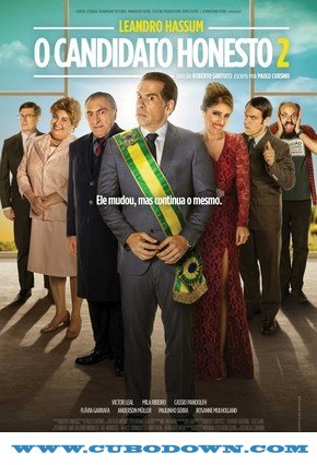 Baixar Torrent O Candidato Honesto 2 Torrent (2018) Nacional WEB-DL 1080p – Download Download Grátis