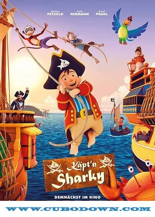 Baixar Torrent Capitao Sharky – O Pequeno Pirata Torrent (2018) Dual Áudio / Dublado WEB-DL 1080p – Download Download Grátis