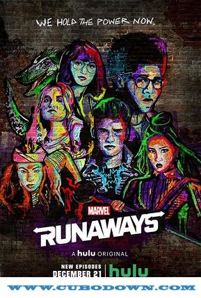 Baixar Torrent Marvel Runaways 2ª Temporada Completa Torrent (2018) Dual Áudio / Legendado WEB-DL 720p | 1080p – Download Download Grátis