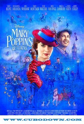 Baixar Torrent O Retorno de Mary Poppins Torrent (2019) Dublado / Legendado 5.1 BluRay 720p | 1080p | 2160p 4K – Download Download Grátis
