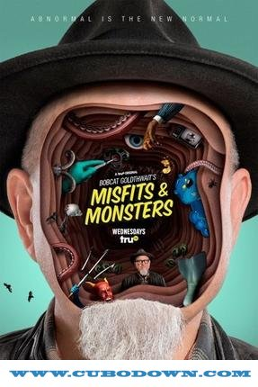 Baixar Torrent Bobcat Goldthwait's Misfits & Monsters 1ª Temporada Torrent (2019) Dual Áudio / Dublado WEB-DL 720p | 1080p – Download Download Grátis