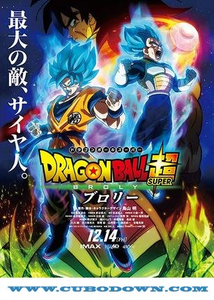 Baixar Torrent Dragon Ball Super – Broly Torrent (2019) Dual Áudio / Legendado WEB-DL 720p | 1080p – Download Download Grátis