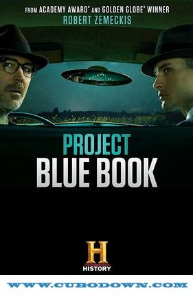 Baixar Torrent Project Blue Book 1ª Temporada Torrent (2019) Legendado WEB-DL 720p | 1080p – Download Download Grátis