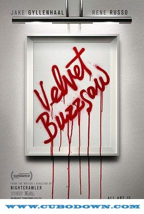 Baixar Torrent Velvet Buzzsaw Torrent (2019) Dual Áudio 5.1 / Dublado WEB-DL 720p | 1080p – Download Download Grátis