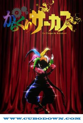 Baixar Torrent Karakuri Circus 1ª Temporada Completa Torrent (2019) Legendado WEB-DL 720p – Download Download Grátis