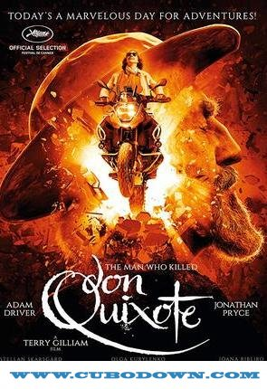 Baixar Torrent O Homem Que Matou Don Quixote Torrent (2019) Legendado BluRay 720p | 1080p – Download Download Grátis