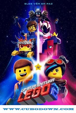 Baixar Torrent Uma Aventura Lego 2 Torrent (2019) Dual Áudio 5.1 / Dublado BluRay 720p | 1080p – Download Download Grátis