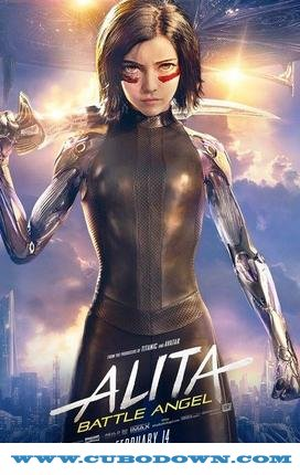 Baixar Torrent Alita – Anjo de Combate Torrent (2019) Legendado / Dublado WEB-DL 720p – Download Download Grátis