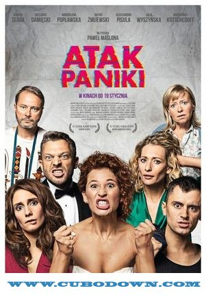 Baixar Torrent Atak paniki Torrent (2017) Legendado BluRay 720p | 1080p – Download Download Grátis