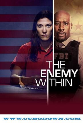 Baixar Torrent The Enemy Within 1ª Temporada Completa Torrent (2019) Dublado / Legendado HDTV 720p | 1080p – Download Download Grátis