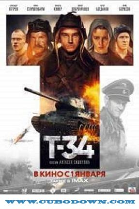 Baixar Torrent T-34 Torrent (2019) Legendado WEB-DL 720p | 1080p – Download Download Grátis