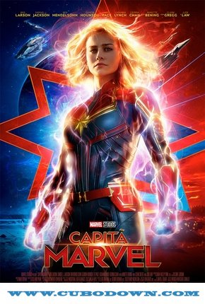 Baixar Torrent Capitã Marvel Torrent (2019) Dublado / Legendado HD 1080p – Download Download Grátis