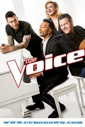 Baixar Torrent The Voice 16ª Temporada Torrent (2019) Legendado WEB-DL 720p | 1080p – Download Download Grátis
