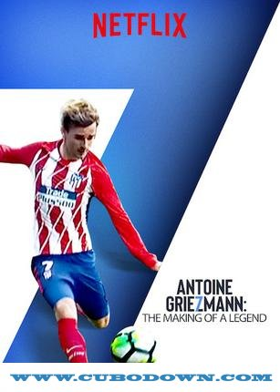 Baixar Torrent Antoine Griezmann – Nasce uma Lenda Torrent (2019) Legendado WEB-DL 720p – Download Download Grátis