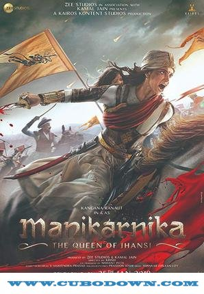 Baixar Torrent Manikarnika: The Queen of Jhansi Torrent (2019) Legendado WEB-DL 720p | 1080p – Download Download Grátis