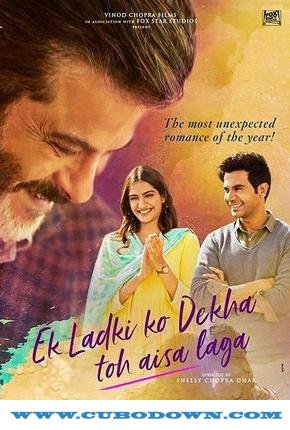 Baixar Torrent Ek Ladki Ko Dekha Toh Aisa Laga Torrent (2019) Legendado WEB-DL 720p – Download Download Grátis