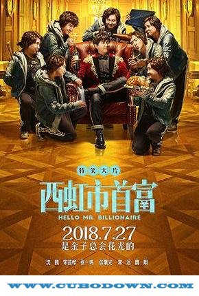 Baixar Torrent Hello Mr Billionaire Torrent (2019) Legendado BluRay 720p | 1080p – Download Download Grátis