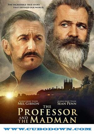 Baixar Torrent O Gênio e o Louco Torrent (2019) Legendado WEB-DL 720p | 1080p – Download Download Grátis