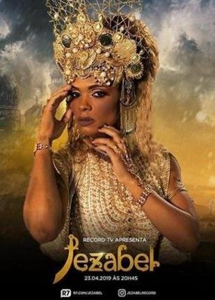 Baixar Torrent Novela: Jezabel – A Rainha Má Torrent (2019) Nacional HDTV 720p – Download Download Grátis